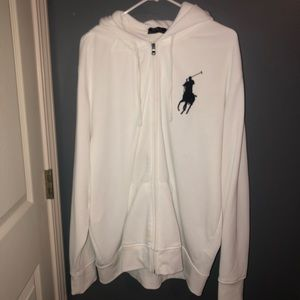 POLO ZIP UP JACKET